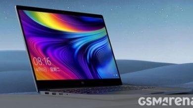 صورة يأتي XIAOMI Mi NoteBook Pro 15 (2020) مزودًا بوحدة معالجة مركزية من الجيل العاشر من Intel ووحدة معالجة رسومات Nvidia MX350