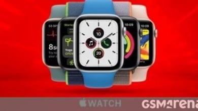 صورة يمكن لعملاء فودافون الهند الآن استخدام رقم هاتفهم المحمول مع Apple Watch