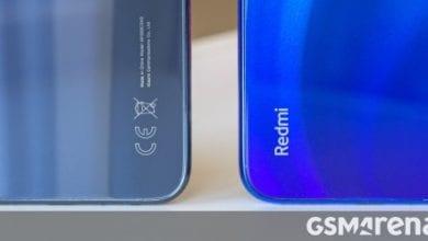 صورة شهادة Redmi 9A المزعومة من قبل FCC