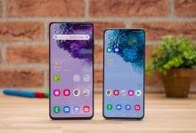 صورة مراجعة Samsung Galaxy S20 و S20 Plus