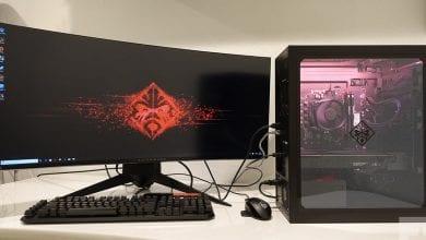 صورة استعراض الحاسوب المكتبي HP Omen Obelisk : لا تستهين بالإطلالات غير المبالغة