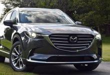 صورة مراجعة Mazda CX-9 2019: لا يجب أن تكون سيارات الدفع الرباعي متوسطة الحجم مملة