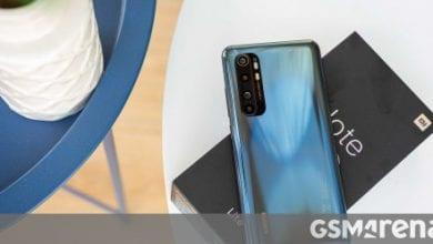 صورة Xiaomi Mi Note 10 Lite للمراجعة