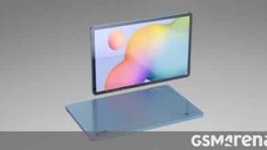 صورة يمر Samsung Galaxy Tab S7 أيضًا بواسطة Geekbench