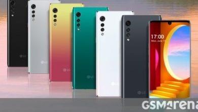Photo of تم إطلاق LG Velvet 5G في أوروبا بسعر 650 يورو ، و 400 يورو في سلع الطلب المسبق
