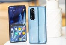 صورة مراجعة Xiaomi Mi Note 10 Lite