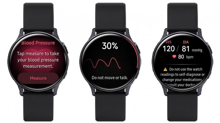 تم إطلاق تطبيق Samsung Health Monitor مع مراقبة ضغط الدم