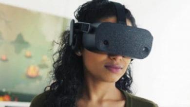 """صورة تتعاون HP مع Valve على Reverb G2 ، """"سماعة رأس الواقع الافتراضي الأعلى دقة"""""""