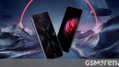 صورة إطلاق Nubia Red Magic 5G lite رسميًا على Vodafone في إسبانيا