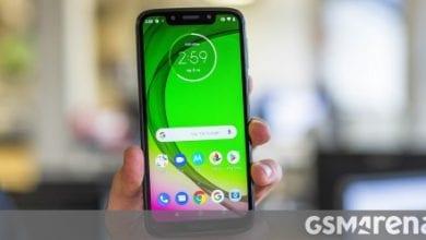 صورة يحصل Motorola Moto G7 Play على تحديث Android 10