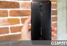 صورة هاتف Nubia Red Magic 3 يحصل على تحديث Android 10
