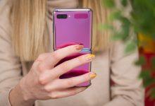 صورة مراجعة هاتف Samsung Galaxy Z Flip
