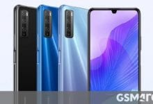 صورة أعلن Huawei Enjoy 20 Pro: شاشة 90Hz ، Dimension 800 SoC وكاميرا ثلاثية بدقة 48MP