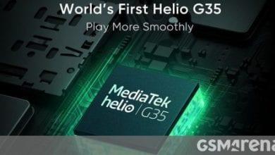 صورة سيأتي Realme C11 مع Helio G35 SoC قريبًا