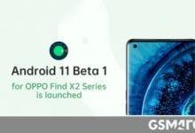 صورة تحصل سلسلة Oppo Find X2 على الإصدار التجريبي من Android 11