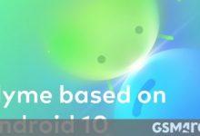 صورة يطرح Flyme 8.1 القائم على Android 10 هواتف 10 Meizu ، وتثير شركة smartwatch