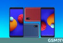 صورة هنا أول نظرة على Samsung Galaxy A01 Core