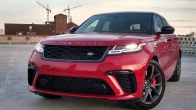 Photo of مراجعة : Range Rover Velar 2020