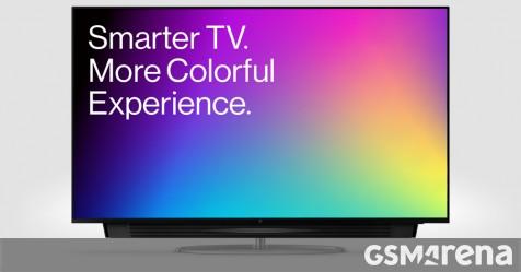 صورة تؤكد OnePlus أن سلسلة شاشات التلفزيون القادمة تحتوي على ثلاثة طرازات ، بأسعار مناسبة