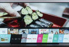 صورة مراجعة تلفزيون LG C9 OLED 4K HDR: ثاني أفضل
