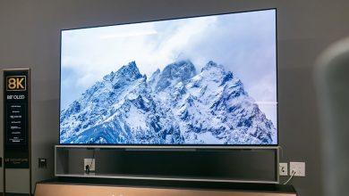 صورة مراجعة تلفزيون LG Z9 مقاس 88 بوصة 8K HDR OLED: مستقبل التلفزيون