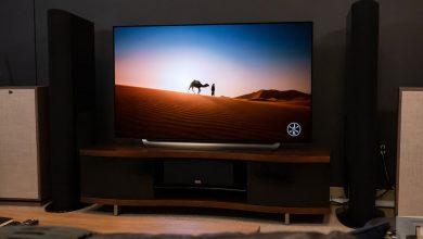 صورة مراجعة تلفزيون LG C8 Series OLED