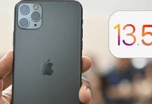 ابل تحث المستخدمين على ضرورة تثبيت تحديث iOS 13.5 في أقرب وقت