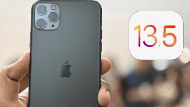 صورة ابل تحث المستخدمين على ضرورة تثبيت تحديث iOS 13.5 في أقرب وقت