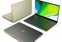 صورة Acer تستعد لإطلاق جهاز Swift 5 الجديد بالجيل 11 من معالجات إنتل