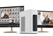 Acer تكشف عن أجهزة حاسب مكتبي وشاشات مع أجهزة حاسب جديدة في خط إنتاج ConceptD