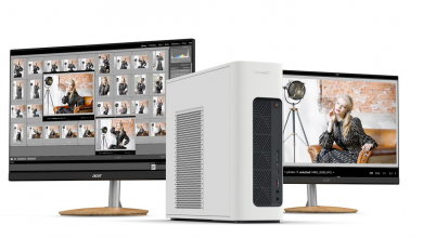 Photo of Acer تكشف عن أجهزة حاسب مكتبي وشاشات مع أجهزة حاسب جديدة في خط إنتاج ConceptD