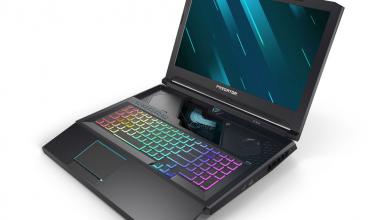 صورة Acer تكشف عن جهاز Predator Helios 700 للعام 2020 مع الإصدارات الجديدة من أجهزة الألعاب