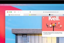 #WWDC2020 متصفح سفاري يحصل على إدارة أفضل لعلامات التبويب في macOS Big Sur