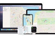 صورة الأن يمكن دمج الملحقات التابعة للجهات الخارجية في تطبيق Find My مع iOS 14