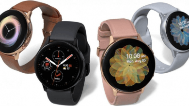 سامسونج تكشف عن سماعة Galaxy Buds Live وساعة Galaxy Watch 3 رسمياً في شهر يوليو