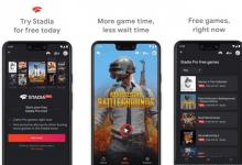 خدمة الألعاب Google Stadia تدعم الآن الكثير من هواتف الأندوريد