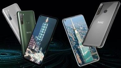 استطلاع أسبوعي هل يمكن لـ HTC U20 5G و Desire 20 Pro الفوز بجيل جديد من العملاء؟