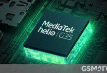 صورة MediaTek تكشف عن شرائح هيليو G35 و G25 لهواتف الألعاب بأقل من 100 دولار