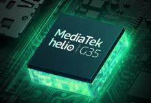 MediaTek تكشف عن رقاقتي Helio G35 وHelio G25 لدعم الهواتف منخفضة التكلفة