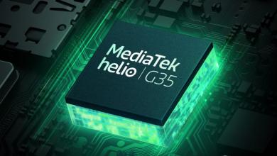Photo of MediaTek تكشف عن رقاقتي Helio G35 وHelio G25 لدعم الهواتف منخفضة التكلفة