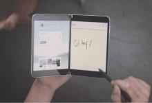 توقعات تشير إلى خطط مايكروسوفت لإطلاق Surface Duo الشهر المقبل