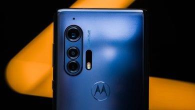 +Motorola Edge يقدم أداء تنافسي على مستوى الفيديو، ويقدم أداء جيد في إختبار الصور