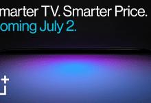 وان بلس تستعد لإطلاق جهاز تلفاز جديد بتكلفة منخفضة في 2 من يوليو