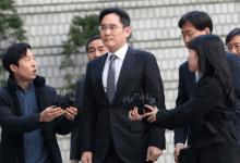 صورة وريث شركة سامسونج لي جاي يونج يواجه إتهامات جديدة بالتلاعب بالسوق