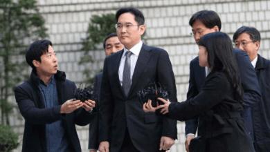 وريث شركة سامسونج لي جاي يونج يواجه إتهامات جديدة بالتلاعب بالسوق