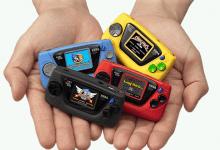 Game Gear Micro وحدة تحكم في الألعاب مصغرة من Sega بسعر 50 دولار