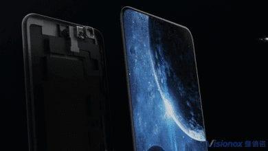 Visionox تنتهي من تطوير تقنية الكاميرة أسفل الشاشة وتستعد للإنتاج الضخم