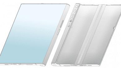شاومي تسجل براءة إختراع لهاتف قابل للطي بتصميم يحاكي Mate X