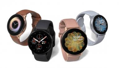 سامسونج تعتمد ساعة GALAXY WATCH 3 الذكية وهاتف GALAXY M01S في الهند