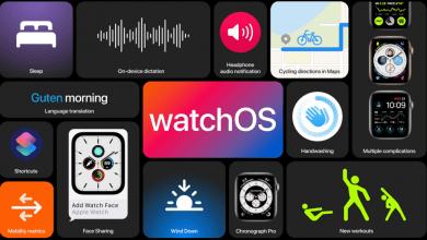 صورة تحديث watchOS 7 يجلب ميزة تتبع حالة المستخدم أثناء النوم لساعات ابل الذكية
